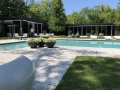 Incredible, iconic steel & glass MCM home designed by Tony Grunsfeld in Northfield, IL