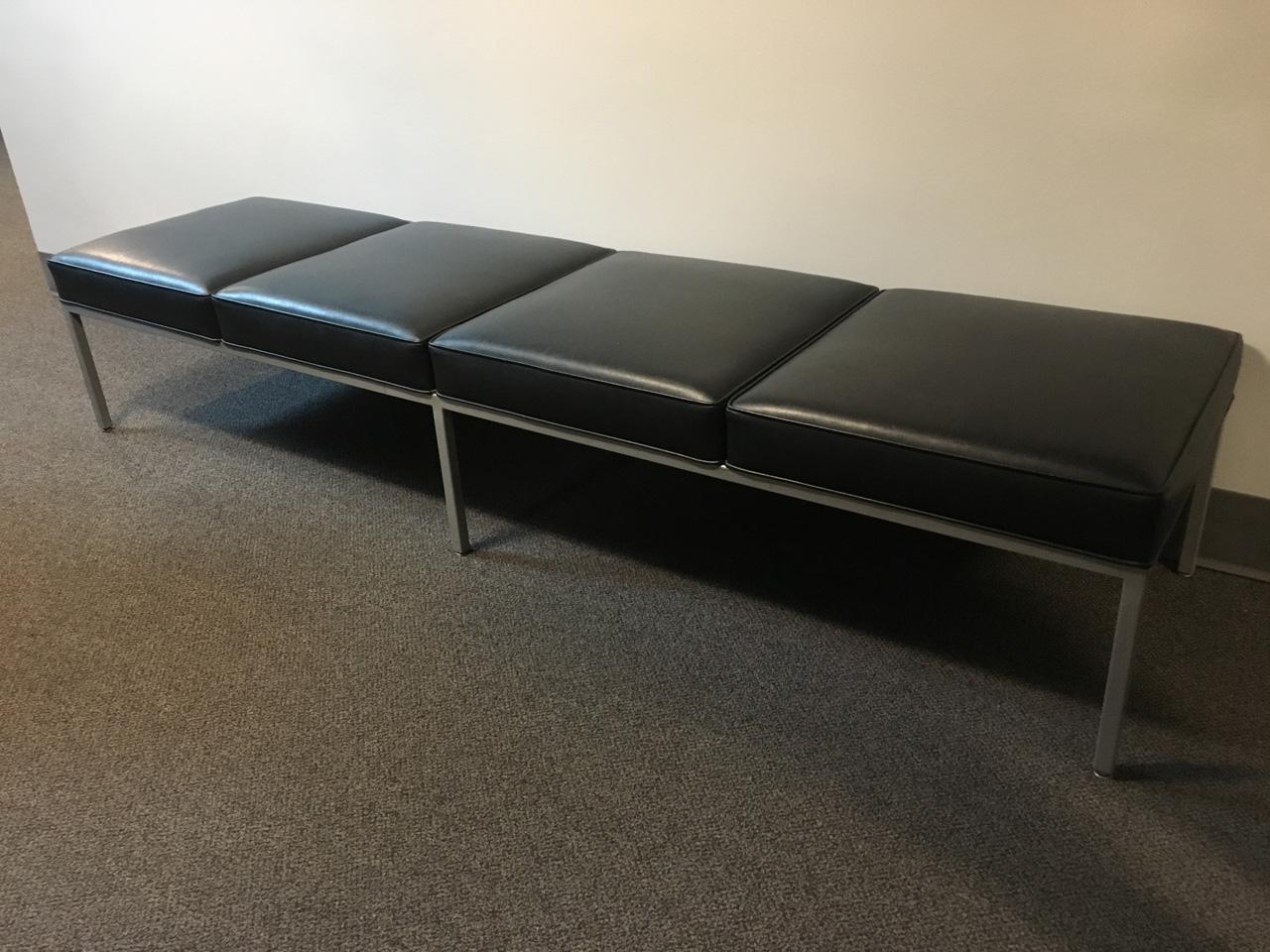 An original bench seat...no markings on it