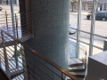Elevator column view