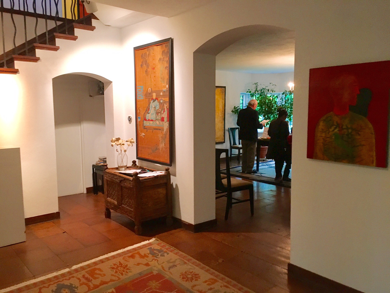 International Style Open House