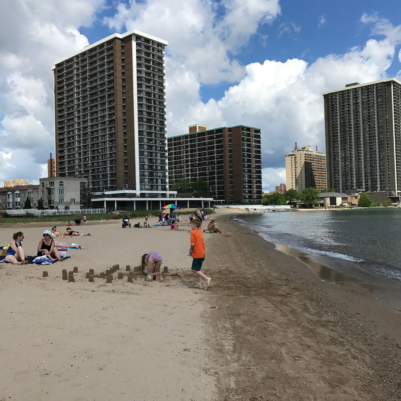 Beach Point Tower