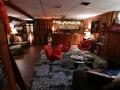 Long view of the tiki lounge