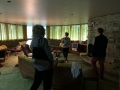 Touring Bob's Lake Forest home